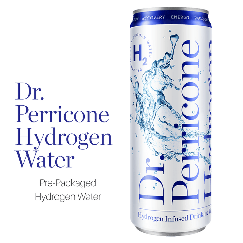 H2 Hubb Dr Perricone H2 Water Approved Pre Packaged H2