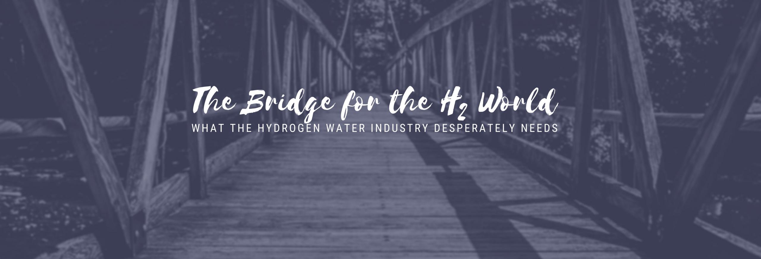 hydrogen water blog post