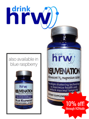 DrinkHRW H2 tablets
