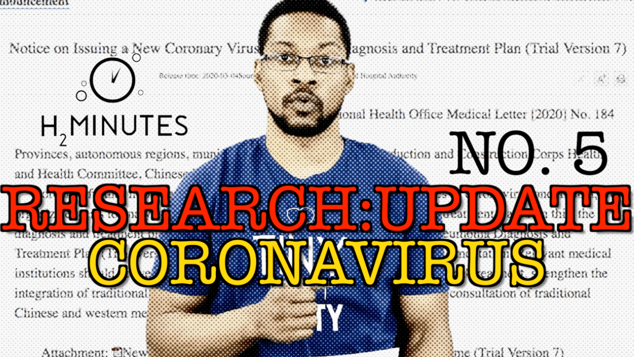 hydrogen inhalation coronavirus