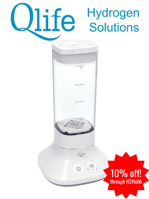 Q-life H2 well hydrogen water