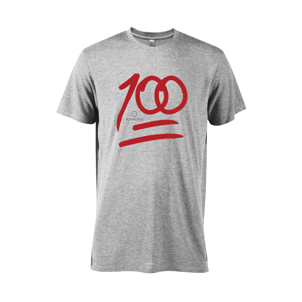 H2Minutes 100% Shirt
