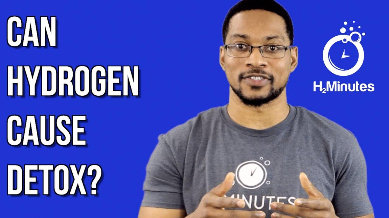 Q&A: Can Hydrogen Cause Detox?