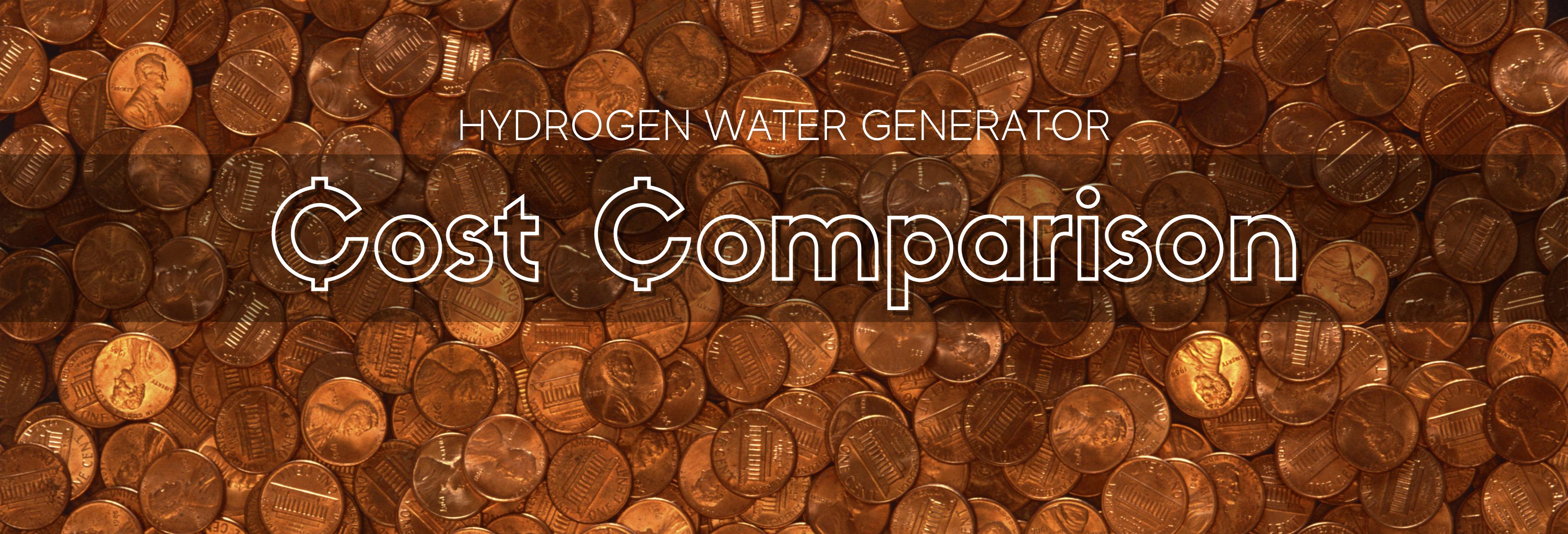Best Hydrogen Water Generators